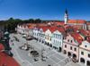 Třeboň - In the context of the Třeboň plain, the view from the tower of the Old Town Hall is a welcome change, photo by: Archiv Vydavatelství MCU s.r.o.